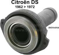 Clutch release sleeve, without recess (without eye). In the exchange. Suitable for Citroen DS, of year of construction 1962 to 1972 (3 finger - lever clutch). Or. No. DV31401A. Plus 150 Euro Old part deposit. - 30141 - Der Franzose