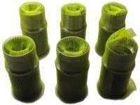 Piston + liners. Suitable for Citroen 15CV (6 liners).  Bore: 78mm. Piston pin: 20 x 68mm. Piston rings: 2,5 + 2.5 + 4,0mm. | 60854 | Der Franzose - www.franzose.de