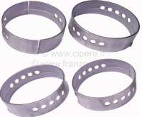 SM, crankshaft bearing (complete set), suitable for Citroen SM. 1 oversize = (0,05), 21mm wide. Reproduction from France! - 30387 - Der Franzose