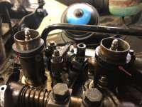 Sealing rubber (rubber ring) under the valve cap. Seal for the plug body. Suitable for Citroen DS, Citroen HY, Citroen CX. -1 - 30021 - Der Franzose