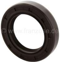 Shaft seal for the differential (drive shaft). Suitable for Citroen HY + Citroen 15CV. Dimension: 61 x 40 x 12,5mm. Material: Vitton!. Or. No. ZC96112645U. | 44832 | Der Franzose - www.franzose.de