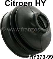 Drive shafts collar wheel side. Suitable for Citroen HY. Connection diameter: 30,0 + 90,0mm. Or. No. HY37399 - 48131 - Der Franzose