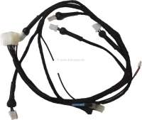 Cable harness for the fuel injection system. On the engine side. 1 plug, white. 12 connections. Suitable for Citroen DS IE. | 34016 | Der Franzose - www.franzose.de
