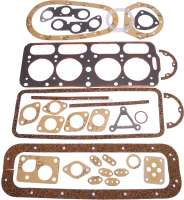 Engine gasket set completely (inclusive cylinder head gasket). Manufacturer original