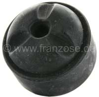 Engine suspension rubber down. High quality. Suitable for Citroen DS. | 30229 | Der Franzose - www.franzose.de