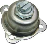 Adjustment pan, for the down king pin. Suitable for Citroen 11CV. Or. No. 426198A | 60115 | Der Franzose - www.franzose.de