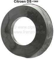 Ball pin sealing. Suitable for Citroen DS, to year of construction 1966. Inside diameter: 21,5mm. Or. No. DS413-85 - 32152 - Der Franzose