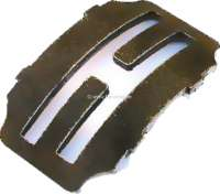 Gear shift plate (shifting gate). Suitable for Citroen 11CV. Or. No. 515522H. | 60767 | Der Franzose - www.franzose.de
