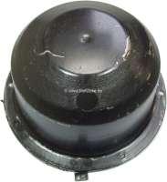 Headlamp casing Cibie for Peugeot 403/404, Citroen DS round eye, Renault Fregate, etc.. For 180mm headlamps. -1 - 75087 - Der Franzose