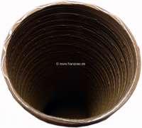 Heating hose (fresh air hose) above. Suitable for Citroen HY. Inside diameter: 70mm. Length: 660mm. -2 - 48244 - Der Franzose