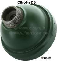 Accumulator ball, screwed. Hydraulic system LHM. In the exchange. Suitable for Citroen DS. Or. No. DF43302A. Plus 150 Euro Old part deposit. - 32119 - Der Franzose