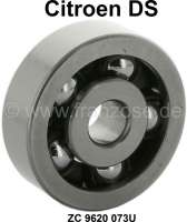 Hydraulic pump bearing. Suitable for Citroen DS. Or. No. ZC9620073U - 30279 - Der Franzose