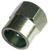 Cap nut, securement exhaust manifold. Suitable for Citroen 11CV + 15CV. Thread: M10 x 150. Or. No. 309278 | 60187 | Der Franzose - www.franzose.de