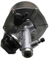 Hydrovac brake booster universal. Small version 5 1/2 inch. Single  circuit brake system brake assembly. To re-tooling classic cars with a  brake booster and/or as substitute for no longer supplyable brake  boosters. A vacuum can be achieved with our electrical pumps! Made in Spain. -1 - 74504 - Der Franzose