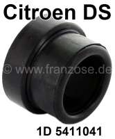 Mounting (rubber guide) in the front fender, for the fender drift (fender securement at a-post). Suitable for Citroen DS. Or. No. 5411041 | 37274 | Der Franzose - www.franzose.de
