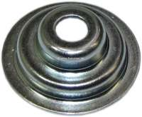 Oil filter, plate (cap) for the seal, of the oil filter. Suitable for Citroen DS. Diameter: 32mm. Overall height: 10,6mm. Or. No. 1D5411448M - 30253 - Der Franzose