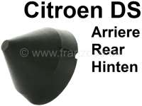 Rubber stop approximately (conically), for the rear axle. Suitable for Citroen DS + SM. Citroen HY. Dimension: about 46,5x34mm. Or. No. 1D5404572Y | 32001 | Der Franzose - www.franzose.de