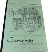 Repair manual, german, ID 19 - 49 pages, reproduction, Bucheli publishing   38206   Der Franzose - www.franzose.de