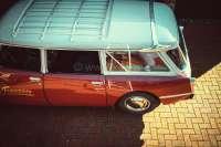 Side window seal rear, per piece. Suitable for Citroen DS BREAK. Colour: grey. Or. No. DJF961-33 -1 - 37832 - Der Franzose