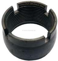Ball - sliding nut in the steering gear. Suitable for Citroen 11CV + 15CV. Measurement: 36.8 x 23,5mm.  Or.Nr. 601843 | 60871 | Der Franzose - www.franzose.de