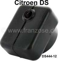 Steering worm sealing bellow (angular). Suitable for Citroen DS. Or. No. DS444-12. - 32128 - Der Franzose
