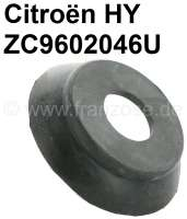 Rubber cap for the tie rod end. Suitable for Citroen HY. Or. No. ZC9602046U. - 48321 - Der Franzose