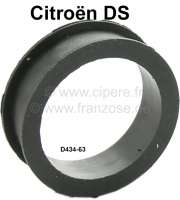 Ball joint socket (ball cup) collar, protection ring (fixture ring from rubber). Suitable for Citroen DS. Or. No. D43463 | 32130 | Der Franzose - www.franzose.de