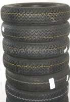Tire 185 HR15 XVS-P 93H. Manufacturer Michelin. Suitable for Citroen DS. -2 - 12220 - Der Franzose