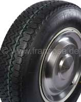 Tire+Retro+185HR15.+Mounted+and+balanced+on+new+rim+%28with+ECE+permission%29.+Suitable+for+Citroen+DS.+That+completely+wheel+is+supplied+without+wheel+cover%21