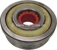Double ball bearing, for the primary shaft rear. Suitable for Citroen DS, with 4 gear gearbox. Dimension: 30 x 72 x 78.6 x 30,2. Or. No. ZC9620164U -1 - 31197 - Der Franzose
