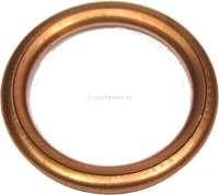 Gearbox sealing ring. Suitable for Citroen HY, starting from year of construction 1974. Citroen DS. Or. No. 22478009K - 48108 - Der Franzose