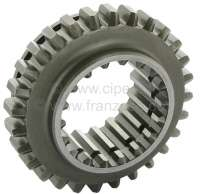 Reverse gear pinion. Suitable for Citroen DS, to year of construction 1961 (1 serie). Or. No. D333-9 -1 - 30383 - Der Franzose