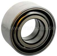 Wheel bearing in front. Suitable for Citroen 15CV. Dimension: 45 x 90 x 40mm. Or. No. 426948. Made in France. - 60773 - Der Franzose