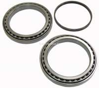 Wheel bearing in front, with setting shim. Suitable for Citroen DS + Citroen SM. Or. No. 9D5409788 - 33202 - Der Franzose