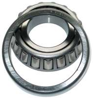 Wheel bearing for the rear axle. Suitable for 11CV BL. Dimensions: 30 x 62 x 16mm. Or. No. 420962 - 60514 - Der Franzose
