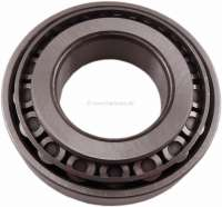 Wheel bearing rear, large version. The wheel bearing is divisible. Suitable for Citroen DS. Dimension: 80x40x20mm (taper roller bearing). Or. No. ZC9620079U. Made in Spain - 32008 - Der Franzose