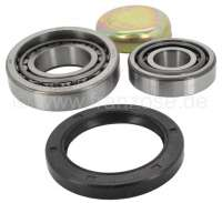 Wheel bearing set rear, suitable for Citroen DS, to year of construction 1965. -2 - 32375 - Der Franzose