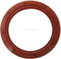Oil seal ring crankshaft rear, 78x100x10mm,  for Visa, LNA, C15, Peugeot 104, BX engine 109-5E + 129-5 Peugeot 205 Renault 14 Talbot Samba - 40090 - Der Franzose