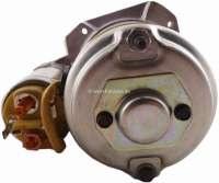 Starter motor Citroen C35 from 11/73 to 12/91. Petrol! 9 teeth, 3x securement. Direction of rotation against clockwise direction! -2 - 32347 - Der Franzose