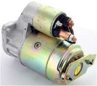 P 205/C15/Talbot, starter motor Peugeot 205 with engine E1A. (from 1984 to 1987, engine 1,1, 1,2, 1,3, 1,4). Citroen C15 1,1 + 1,3, Talbot Horizon, Solara, Matra Murena. 9 teeth, 3 hole securement, direction of rotation in the clockwise direction. -1 - 72891 - Der Franzose