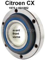Wheel bearing kit front Citroen CX. From 1975 to 02/1982. Made in Spain - 42322 - Der Franzose