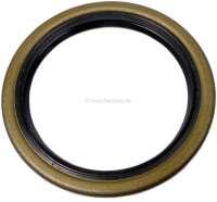 Oil-seal-ring, wheel bearing size 63x80x12. Peugeot J5, Boxer, Citroen C25, Jumper. - 73493 - Der Franzose
