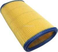 P 203/403, air filter. Suitable for Peugeot 403 + Peugeot 203. Length: 230mm - 72881 - Der Franzose