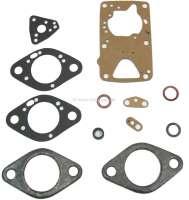 P 104/205/309, Carburetor sealing set Solex 32 BISA. Suitable for Peugeot 104, 205, 309. Talbot Horizon - 72476 - Der Franzose