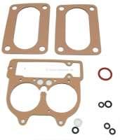 P 205/309/Talbot, Carburetor sealing set Weber 36 DCNVH. Suitable for Peugeot 205 1,6L. Peugeot 309. Talbot Horizon + Solara - 72475 - Der Franzose