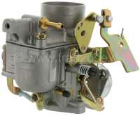 P 404, carburetor 34 BICSA. Suitable for Peugeot 404 (engine XC6). Not suitable for automatic gearbox. Peugeot 403. Peugeot 504 (engine XM7). -2 - 72013 - Der Franzose