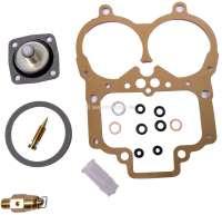 Carburetor repair set carburetor Weber 38 DGAR 4/8000, 5/8100, 5/8101, 13/8901. Suitable for Renault R30, Alpine A310, Peugeot 504 + 604 V6. - 82890 - Der Franzose