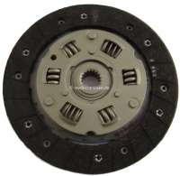 Clutch disk 180mm diameter, 18 teeth. Suitable for Talbot 1307-1510, Horizon 1.3, Matra Bagheera, Rancho 1.4, Simca 1100 (1.1 + 1.3). - 72802 - Der Franzose