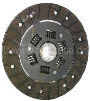 P 203, clutch disk. Suitable for Peugeot 203. Diameter: 200mm. 10 teeth. For shaft with 30x25mm. Or. No. 2054.12 -1 - 71196 - Der Franzose