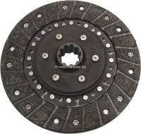 P 403, clutch disk. Suitable for Peugeot 403. Diameter: 200mm. Teeth: 10. - 72560 - Der Franzose